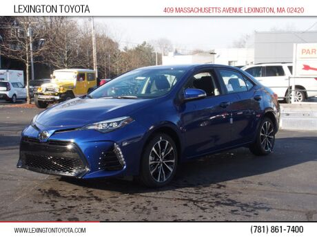 2018 Toyota Corolla SE Lexington MA