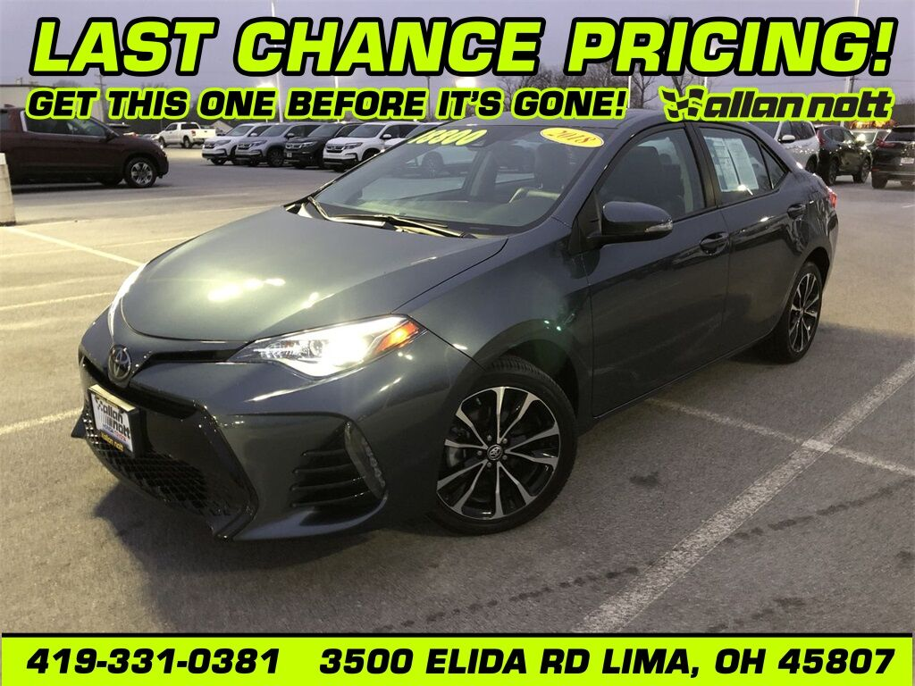 2015 Toyota Corolla In Lima Oh