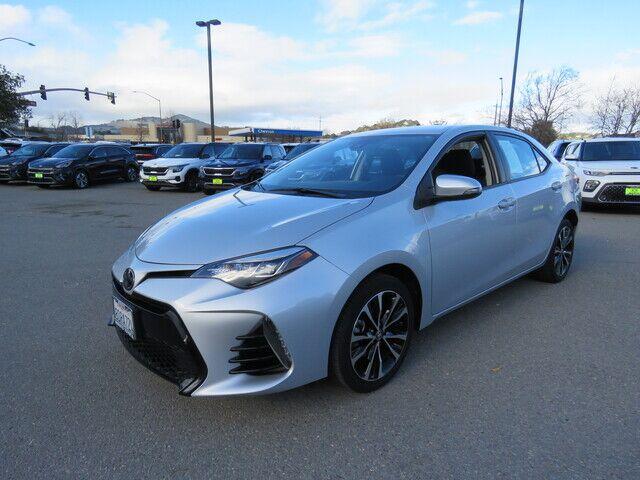 2018 Toyota Corolla SE Novato CA