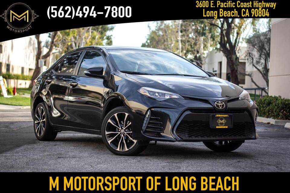 2018_Toyota_Corolla_SE Sedan 4D_ Long Beach CA