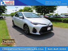 2018_Toyota_Corolla_SE_ Winchester VA