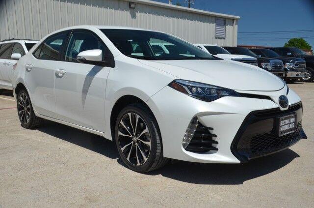 2018 Toyota Corolla SE Wylie TX