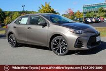 2018 Toyota Corolla SE White River Junction VT