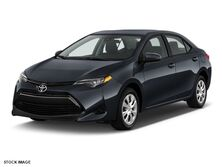 Toyota Corolla XLE Englewood Cliffs NJ