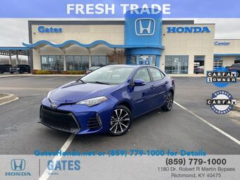 2018_Toyota_Corolla_XSE_ Richmond KY
