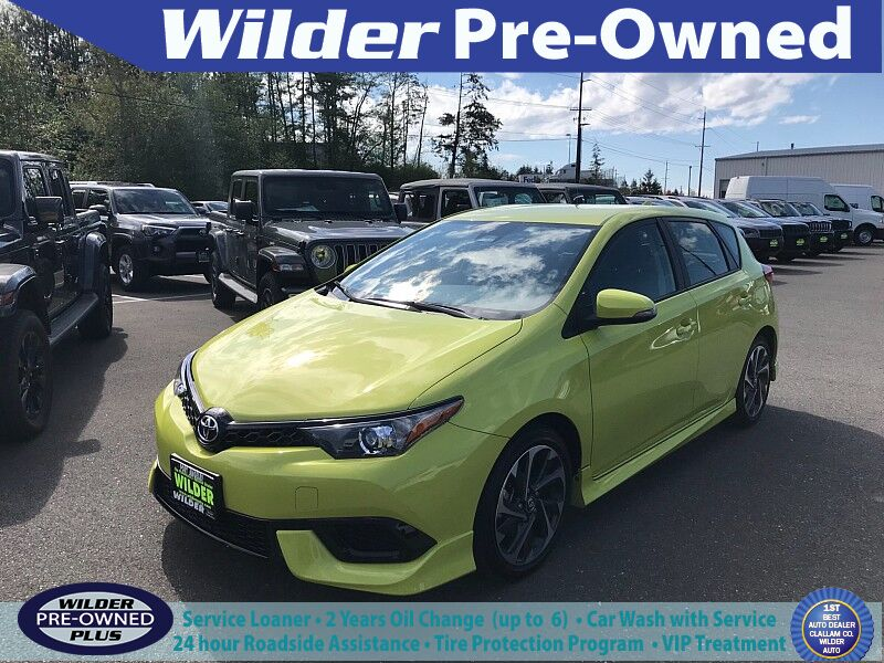 2018 Toyota Corolla iM 5d Hatchback CVT Port Angeles WA