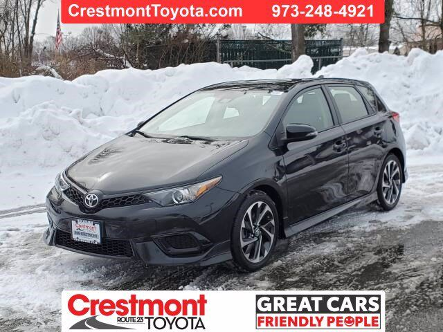 2018 Toyota Corolla iM BASE Pompton Plains NJ