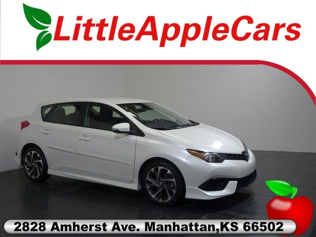 2018 Toyota Corolla iM Base Manhattan KS