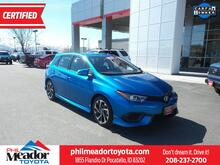 2018_Toyota_Corolla iM_Base_ Pocatello ID