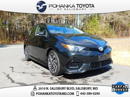 2018_Toyota_Corolla iM_Base_ Salisbury MD