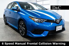 2018_Toyota_Corolla iM_Frontal Collision Warning Backup Camera_ Portland OR