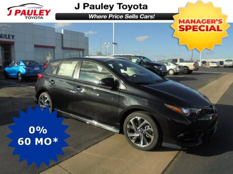2018_Toyota_Corolla iM_Model Year Closeout!_ Fort Smith AR