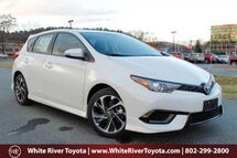 2018 Toyota Corolla iM  White River Junction VT