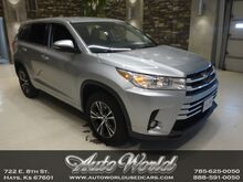 2018_Toyota_HIGHLANDER LE PLUS FWD__ Hays KS