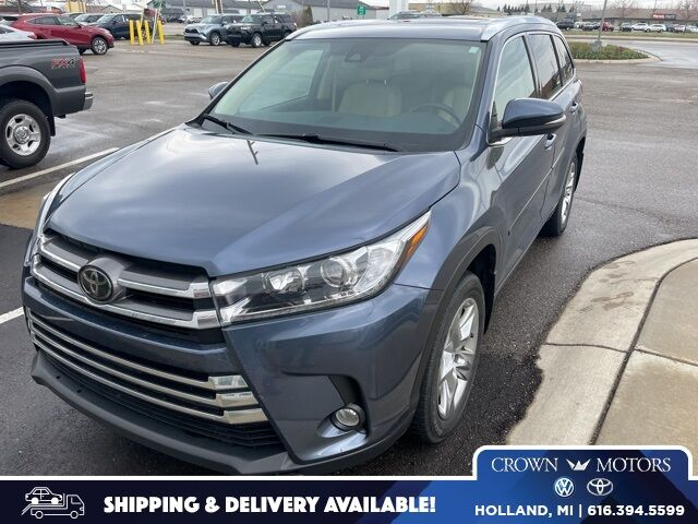 2018 Toyota Highlander  Holland MI