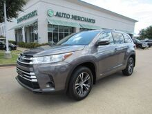2018_Toyota_Highlander Hybrid_LE AWD CLOTH SEATS, 3RD ROW SEATING, ADAPTIVE CRUISE CONTROL, BACKUP CAMERA, BLUETOOTH_ Plano TX