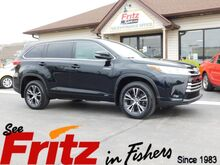 2018_Toyota_Highlander_Hybrid LE_ Fishers IN