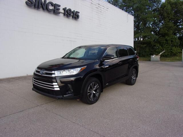 2018 Toyota Highlander Hybrid LE Richmond KY