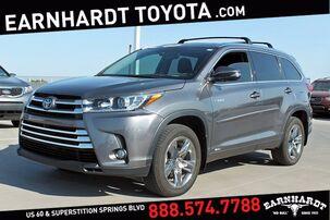 2018_Toyota_Highlander_Hybrid Limited Platinum AWD *1-OWNER*_ Phoenix AZ