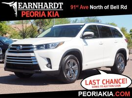 2018_Toyota_Highlander_Hybrid Limited Platinum_ Phoenix AZ