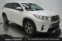 Toyota Highlander LE BACK-UP CAMERA,18IN WLS,3RD ROW 2018