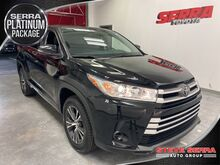 2018_Toyota_Highlander_LE_ Decatur AL