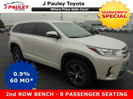 2018_Toyota_Highlander_LE_ Fort Smith AR