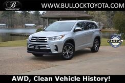 2018_Toyota_Highlander_LE_ Louisville MS