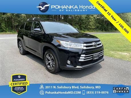 2018_Toyota_Highlander_LE Plus ** Pohanka Certified 10 Year / 100,000 **_ Salisbury MD