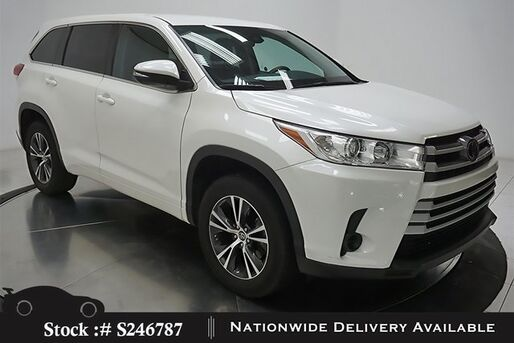 2018_Toyota_Highlander_LE Plus BACK-UP CAMERA,18IN WLS,3RD ROW_ Plano TX