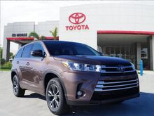 2018_Toyota_Highlander_LE Plus_ Delray Beach FL
