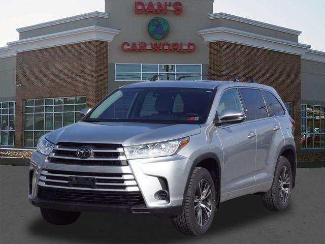 2018 Toyota Highlander LE Plus Bridgeport WV