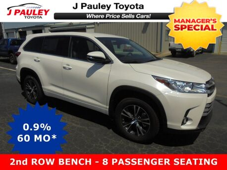 2018_Toyota_Highlander_LE Plus_ Fort Smith AR