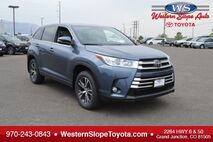 2018 Toyota Highlander LE Plus Grand Junction CO