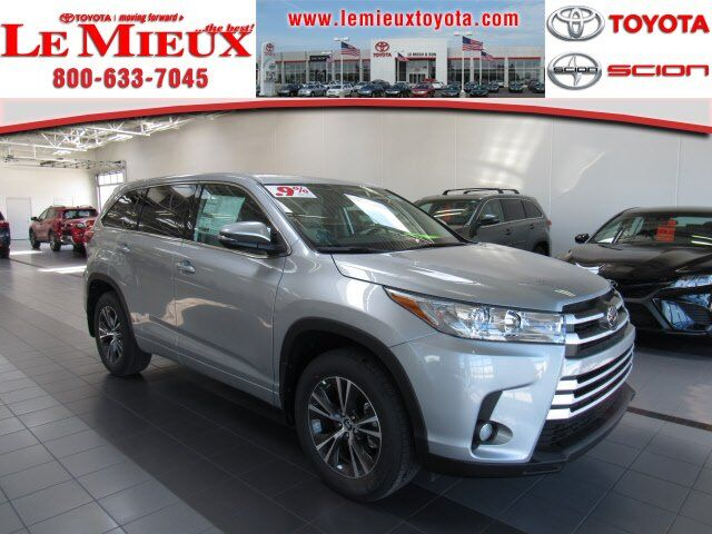 2018 Toyota Highlander LE Plus Green Bay WI