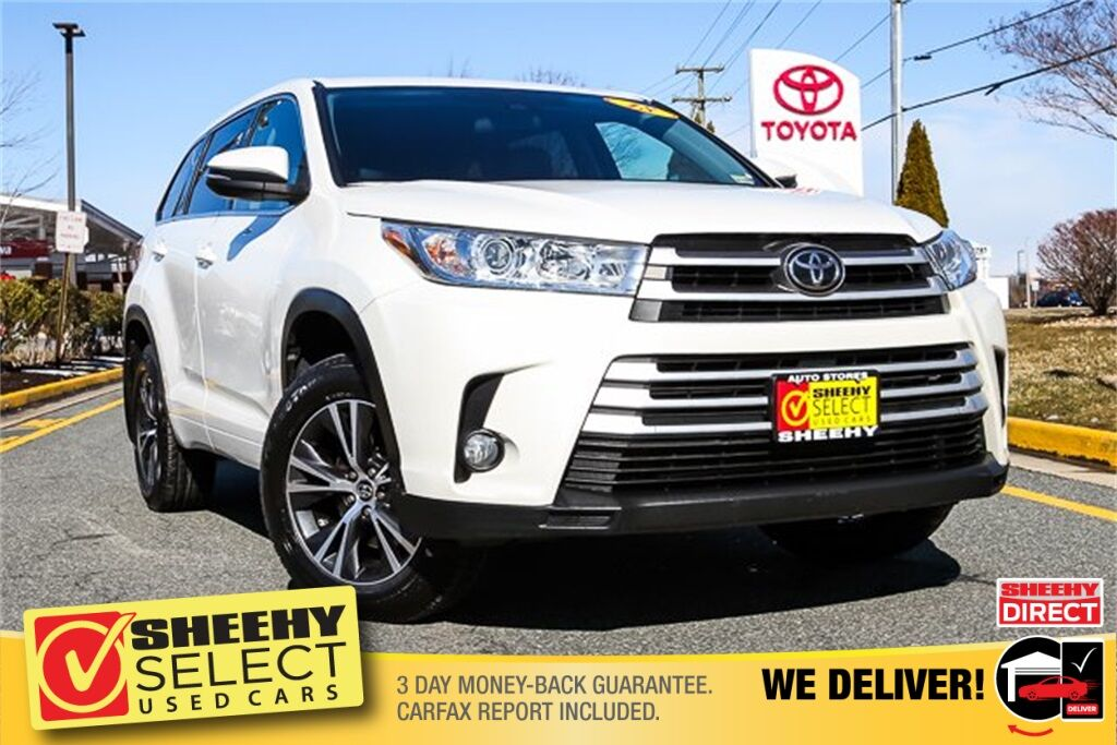 2018 Toyota Highlander LE Plus Stafford VA