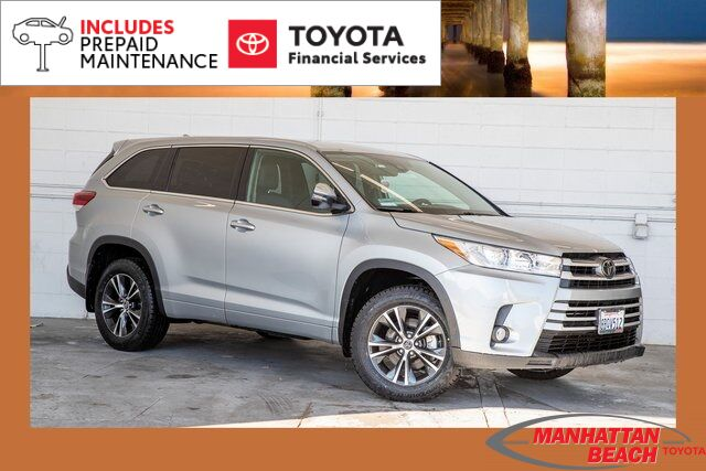 2018 Toyota Highlander LE Plus Manhattan Beach CA