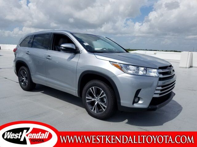 2018_Toyota_Highlander_LE Plus_ Miami FL