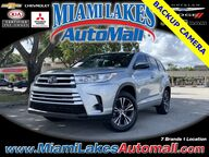 2018 Toyota Highlander LE Plus Miami Lakes FL