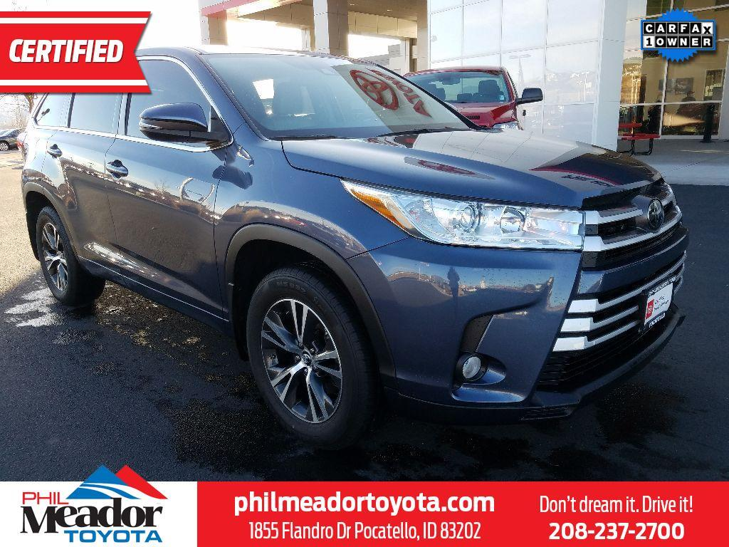2018 Toyota Highlander LE Plus Pocatello ID