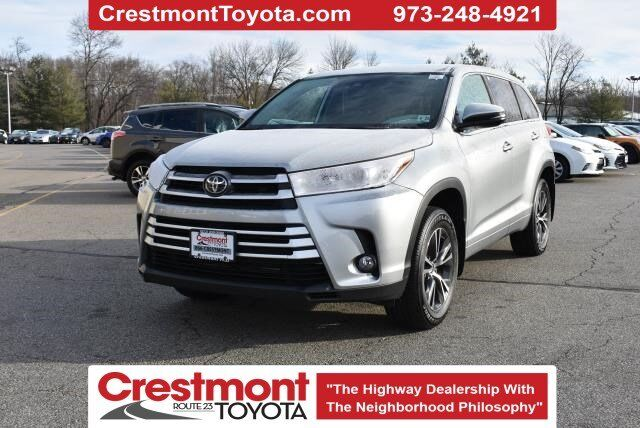 2018 Toyota Highlander LE Plus Pompton Plains NJ