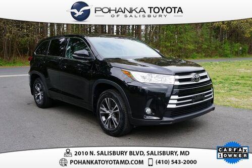 2018_Toyota_Highlander_LE Plus_ Salisbury MD