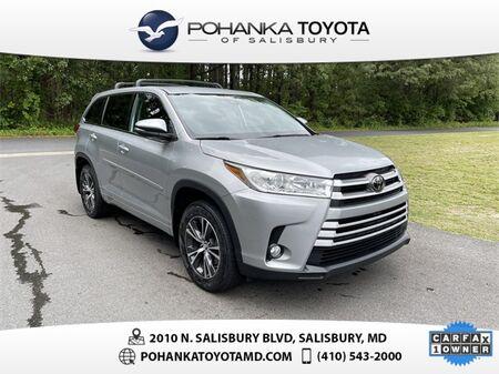 2018_Toyota_Highlander_LE Plus_ Salisbury MD