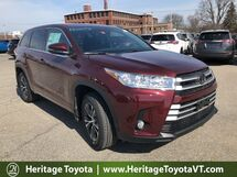 2018 Toyota Highlander LE Plus South Burlington VT