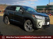 2018 Toyota Highlander LE Plus White River Junction VT