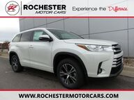 2018 Toyota Highlander LE Plus Rochester MN