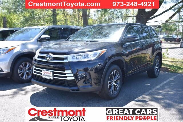 2018 Toyota Highlander LE Pompton Plains NJ