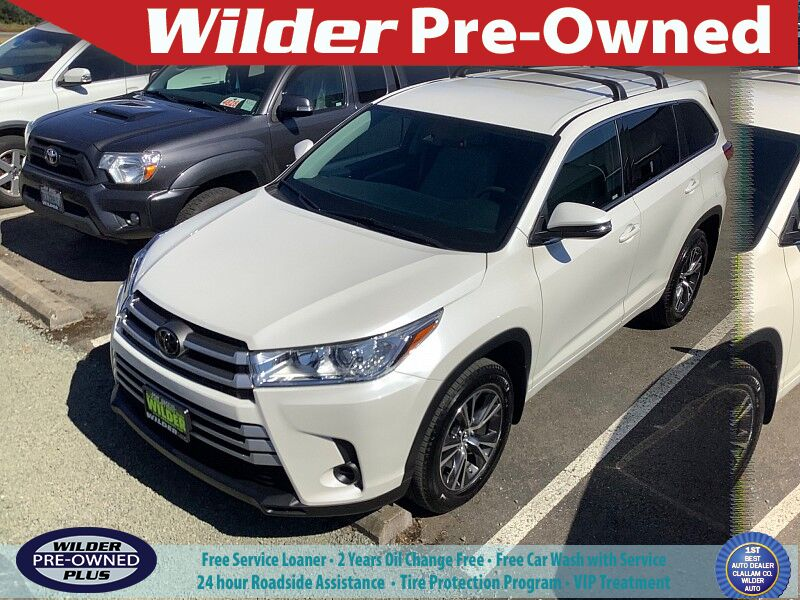 2018 Toyota Highlander LE Port Angeles WA