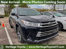 2018 Toyota Highlander LE South Burlington VT