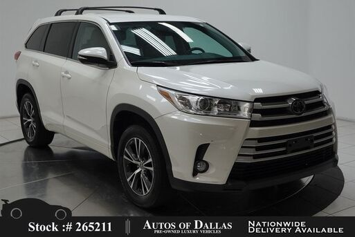 2018_Toyota_Highlander_LE V6 BACK-UP CAMERA,18IN WHLS,3RD ROW_ Plano TX